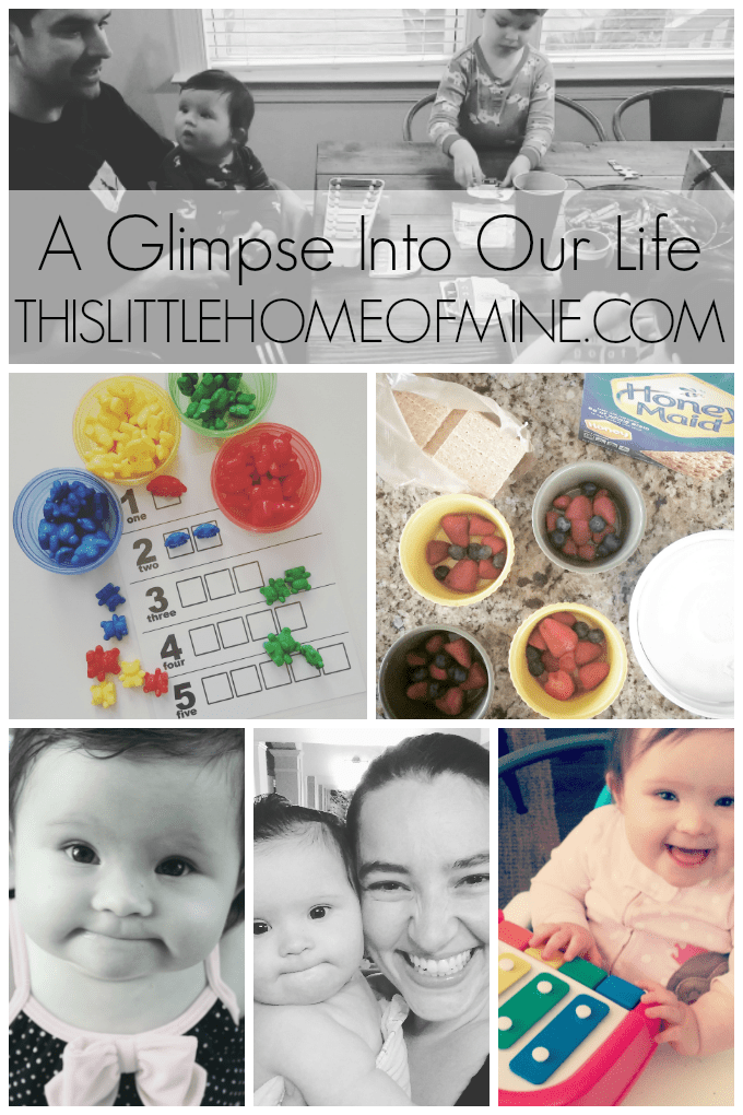 A Glimpse Into Our Life: June by This Little Home of Mine