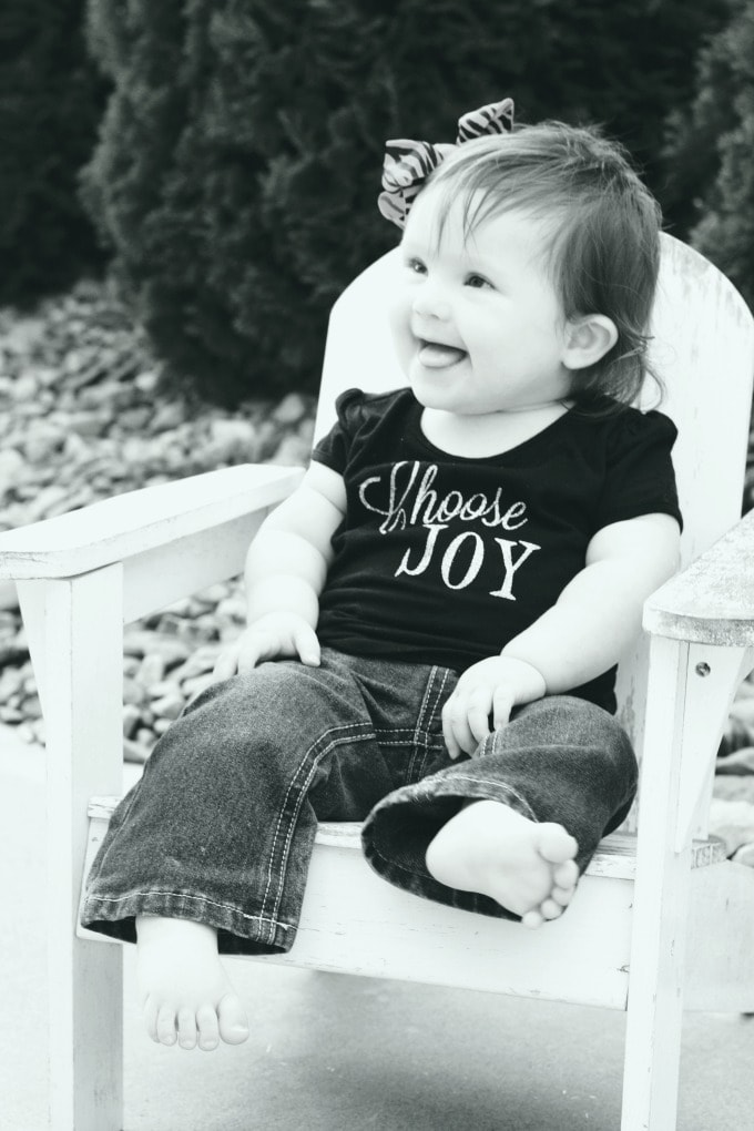 Down Syndrome and Choosing Joy by This Little Home of Mine
