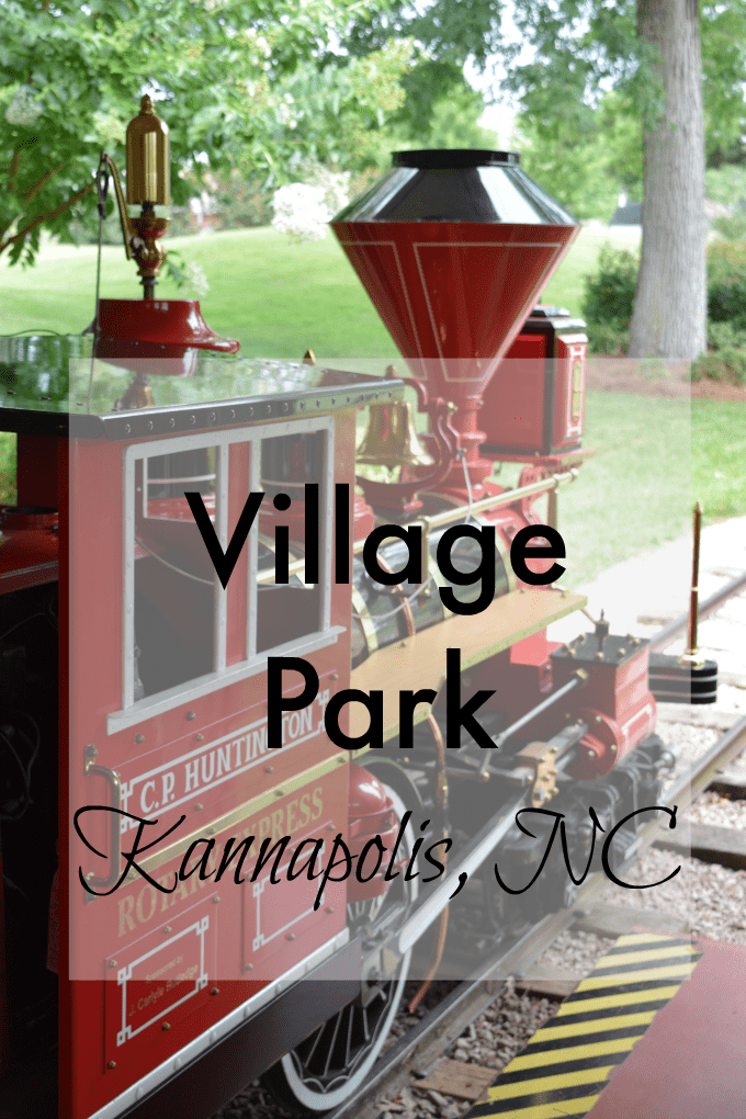 Village Park - Kannapolis North Carolina by This Little Home of Mine