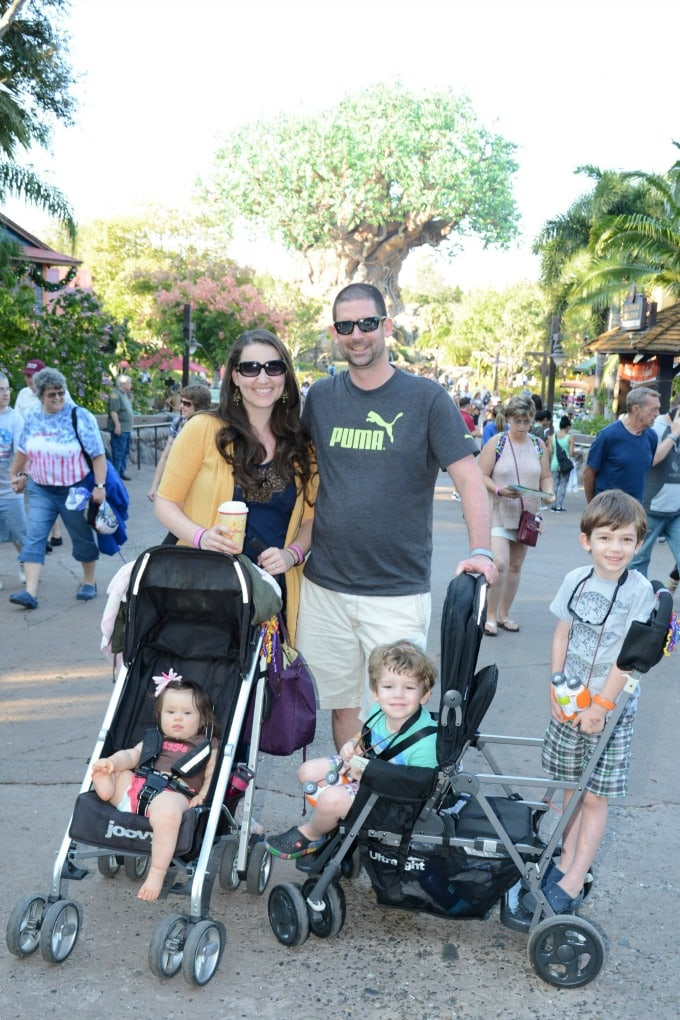 How to Survive Disney World With Kids
