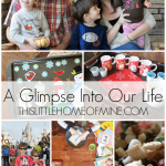 A Glimpse Into Our Life: November & December
