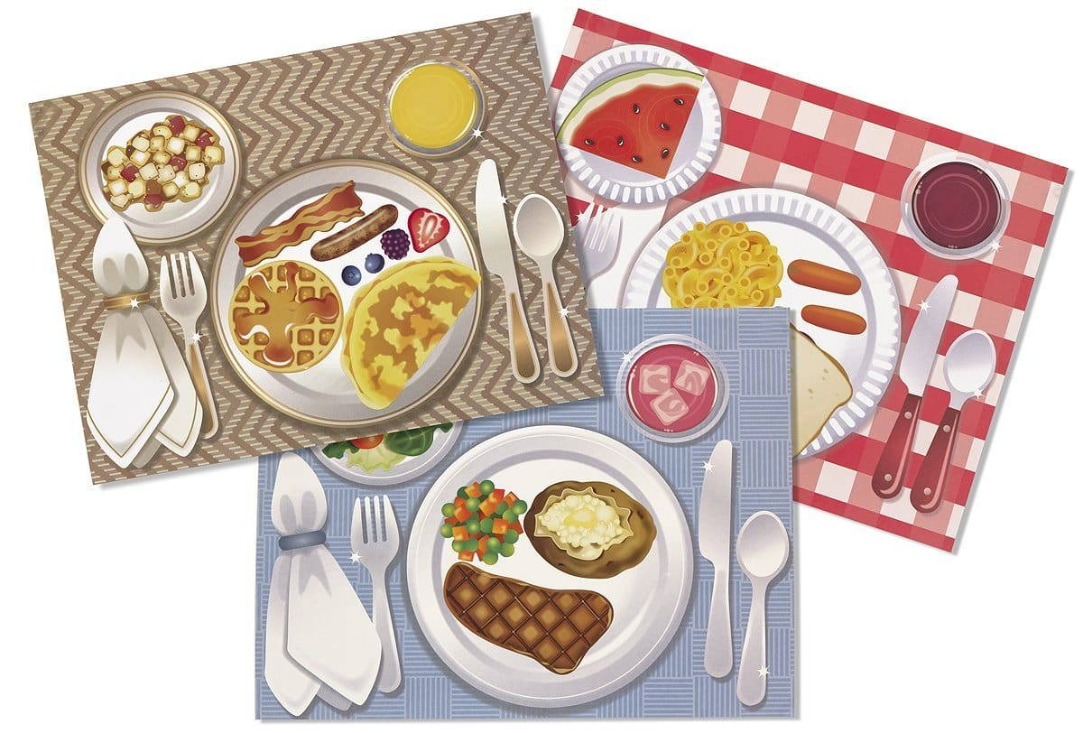 Melissa and Doug - Menu ScenesMelissa and Doug - Menu Scenes