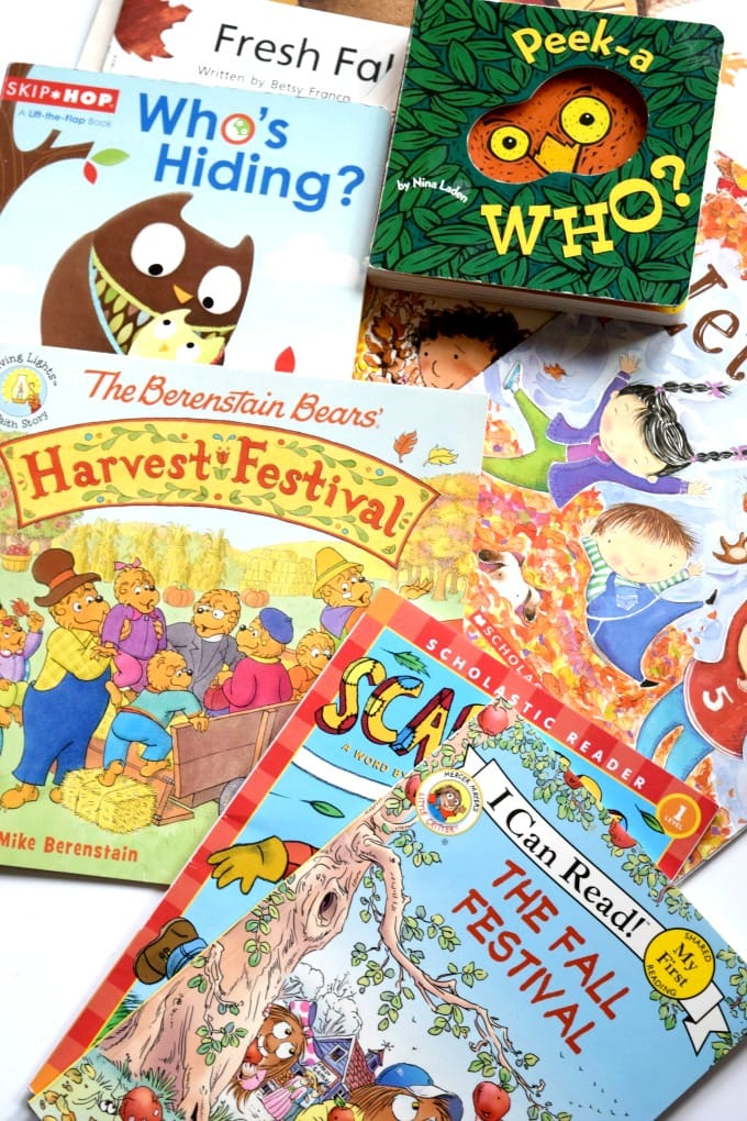 Our Favorite Fall Books for Kids: Harvest - by This Little Home of Mine