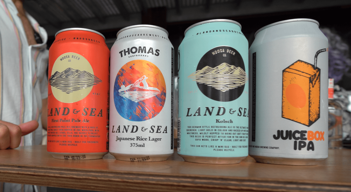 Land & Sea Brewery This Magnificent Life