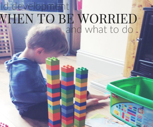 Child Development | When to be worried & what to do @gymbunnymum