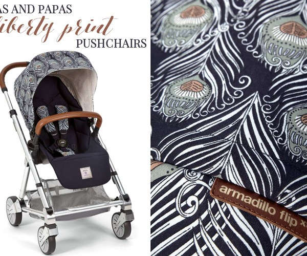 BUGGY LOVE | MAMAS AND PAPAS LIBERTY PRINT PUSHCHAIRS