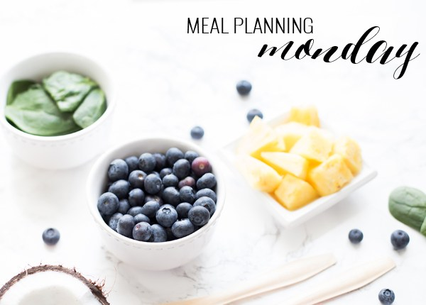 MEAL PLANNING MONDAY #23