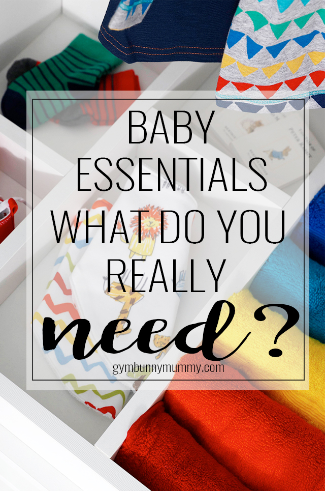 One of my lovely friends has just has a gorgeous baby girl, which got me thinking about baby essentials and what you actually need. I know with my first baby I bought such a ridiculous amount of things thinking we needed it ALL but you don't end up using half of it. So what do you really need? Here's a few ideas