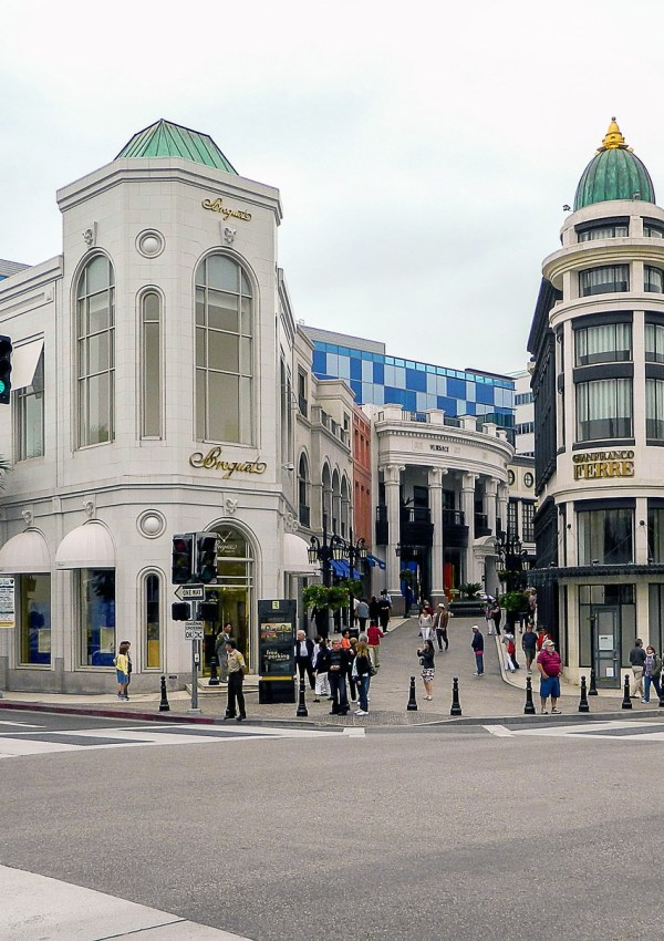 THE TOP 5 CITIES IN THE US FOR SHOPPING