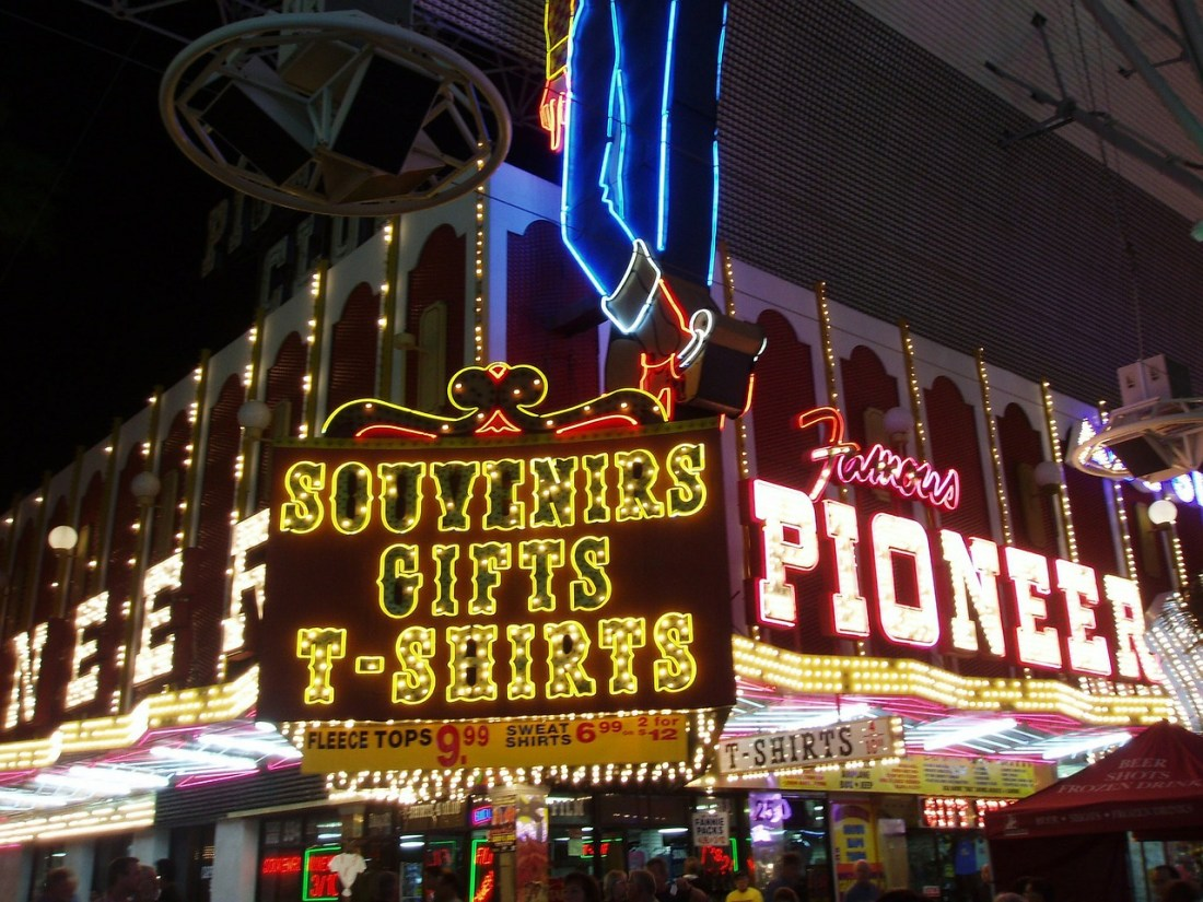 Best cities in the us for shopping - Las Vegas
