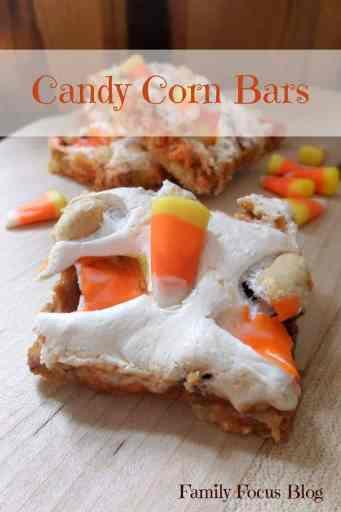 Cheap Halloween Treats with Candy Corns