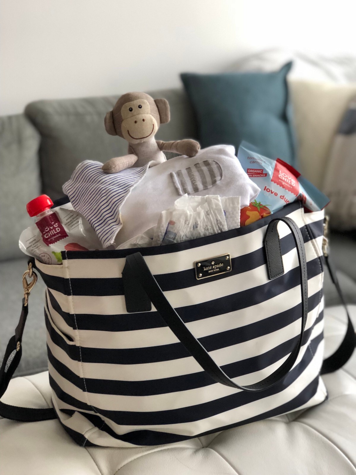 what to pack for long haul flight with baby