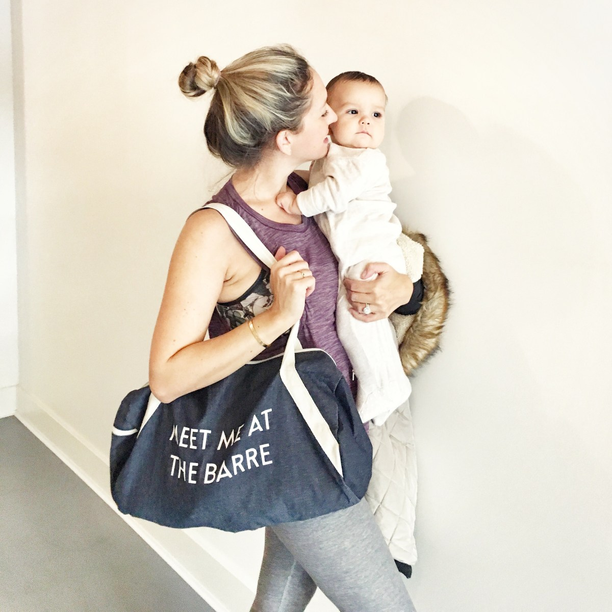 Mom and Baby Barre
