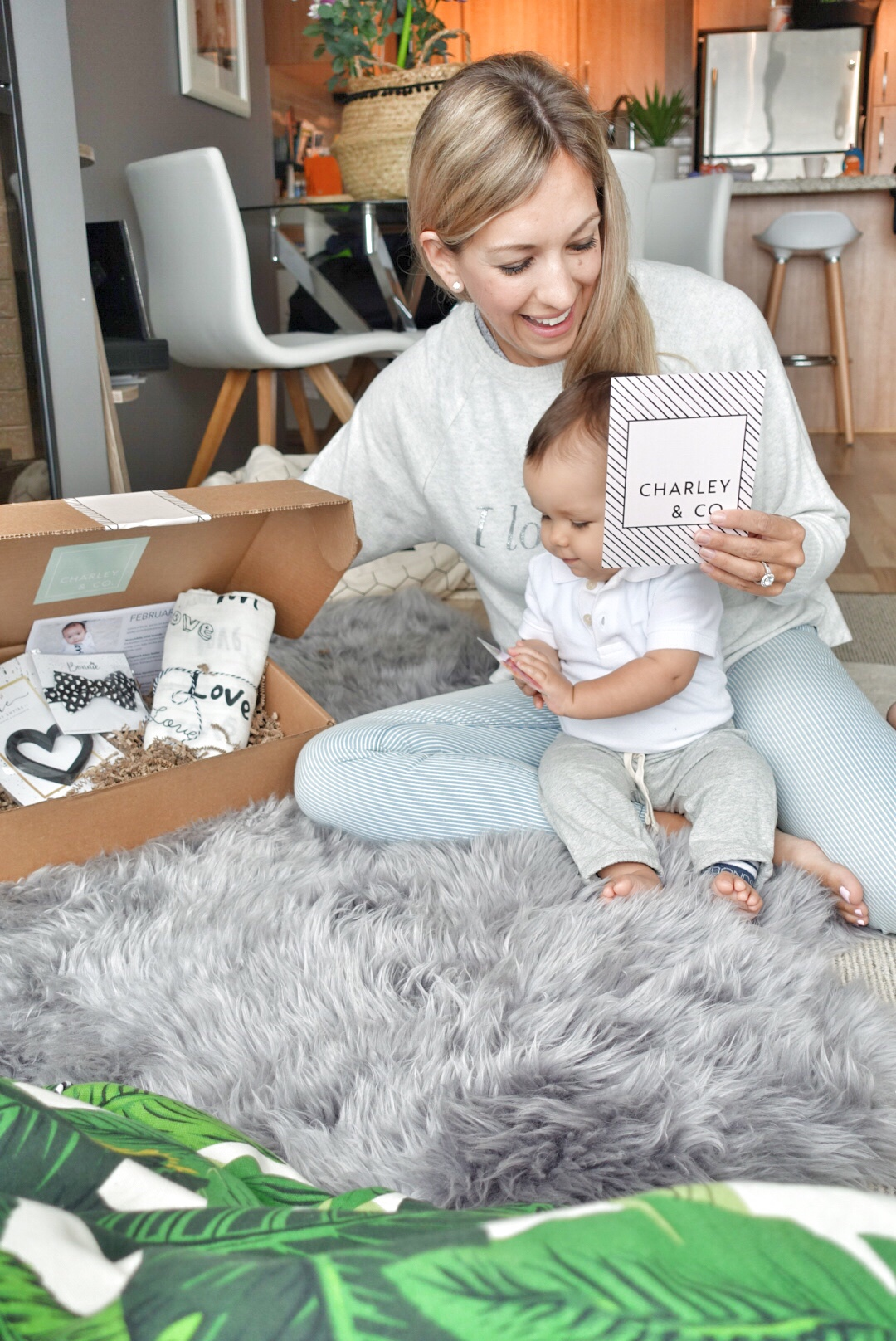 mama and baby open subscription box