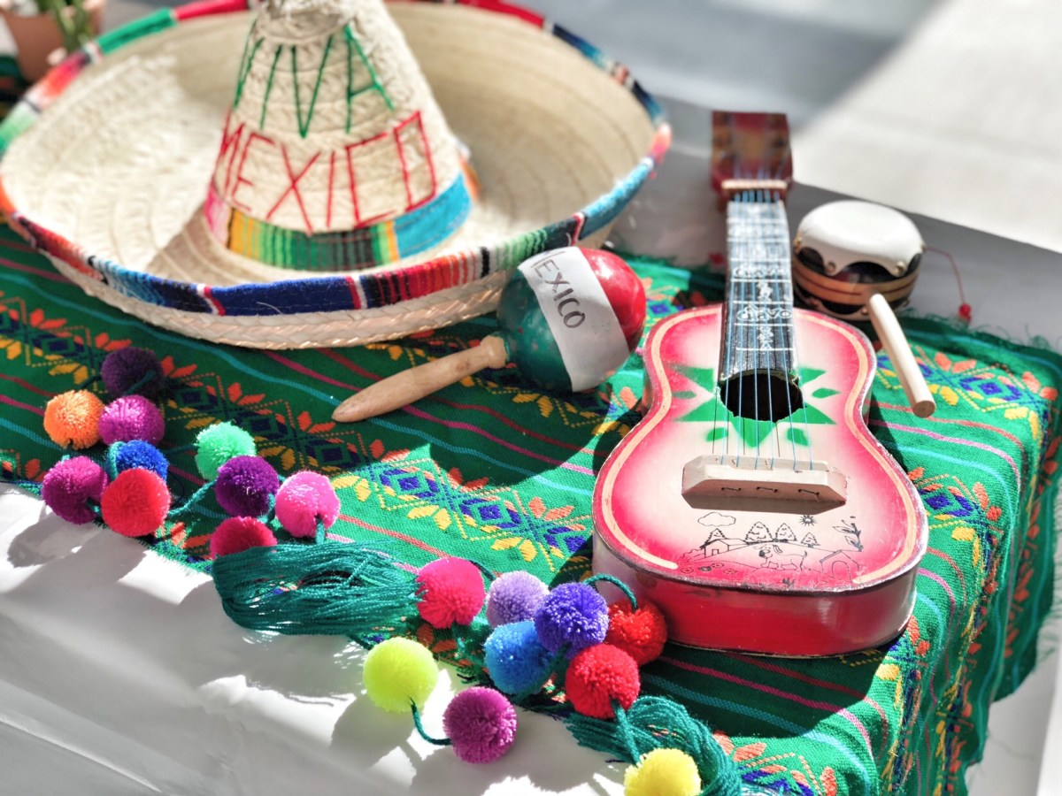 mexican fiesta decor