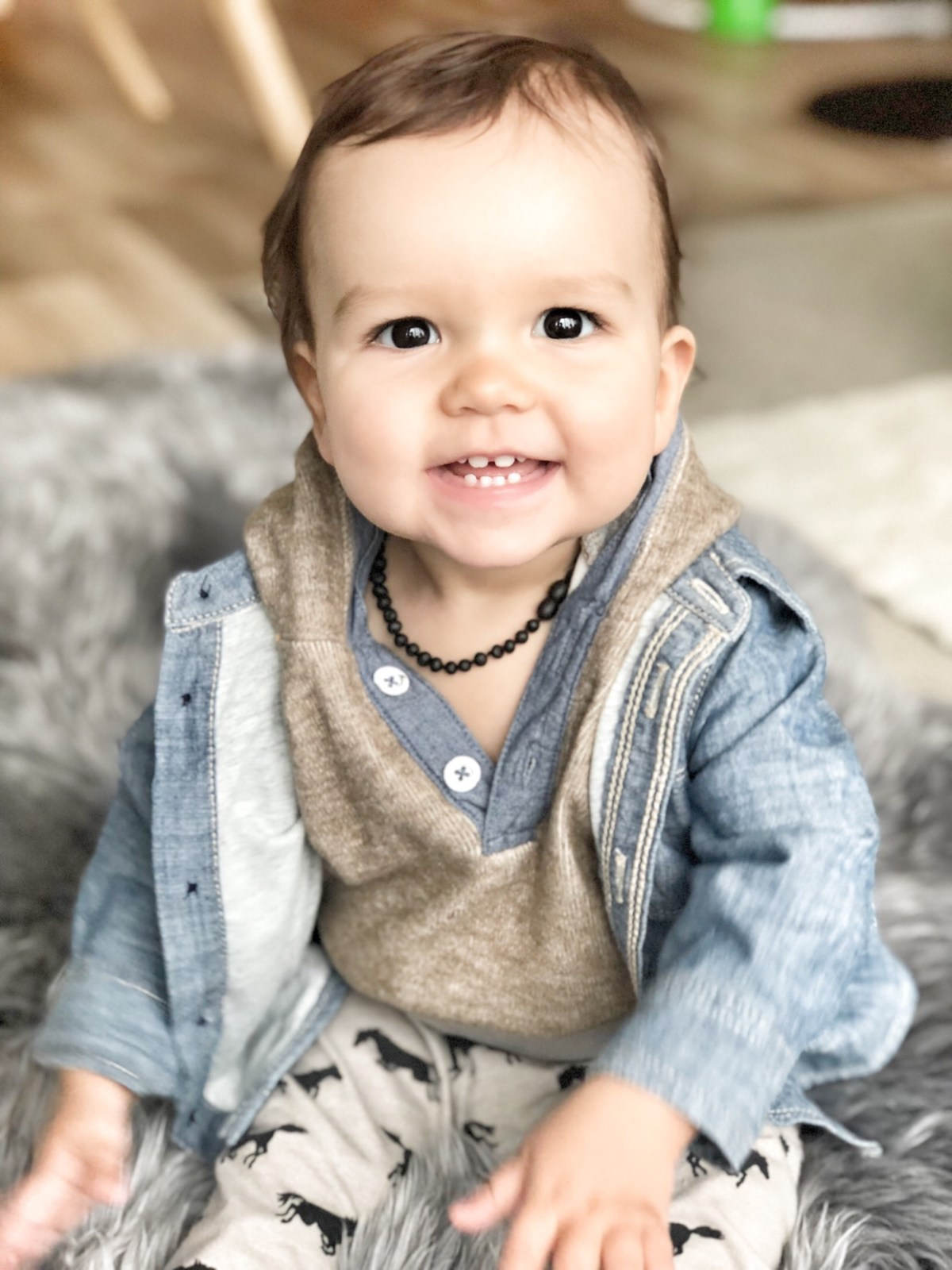 from baby to toddler - 1 year update