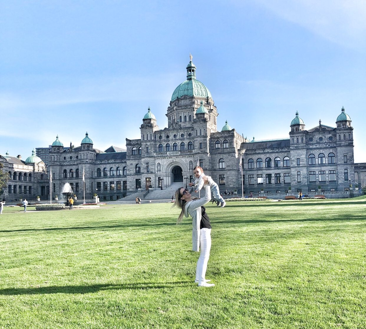 A few days in Victoria!