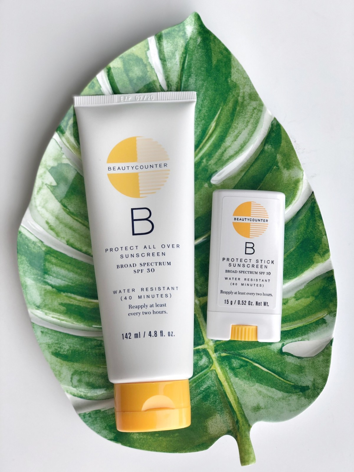 sunscreen protect all over beautycounter