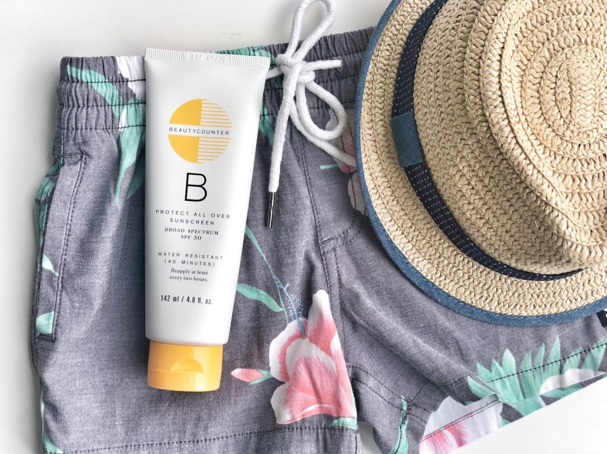 the safest sunscreen for kids and pregnancy