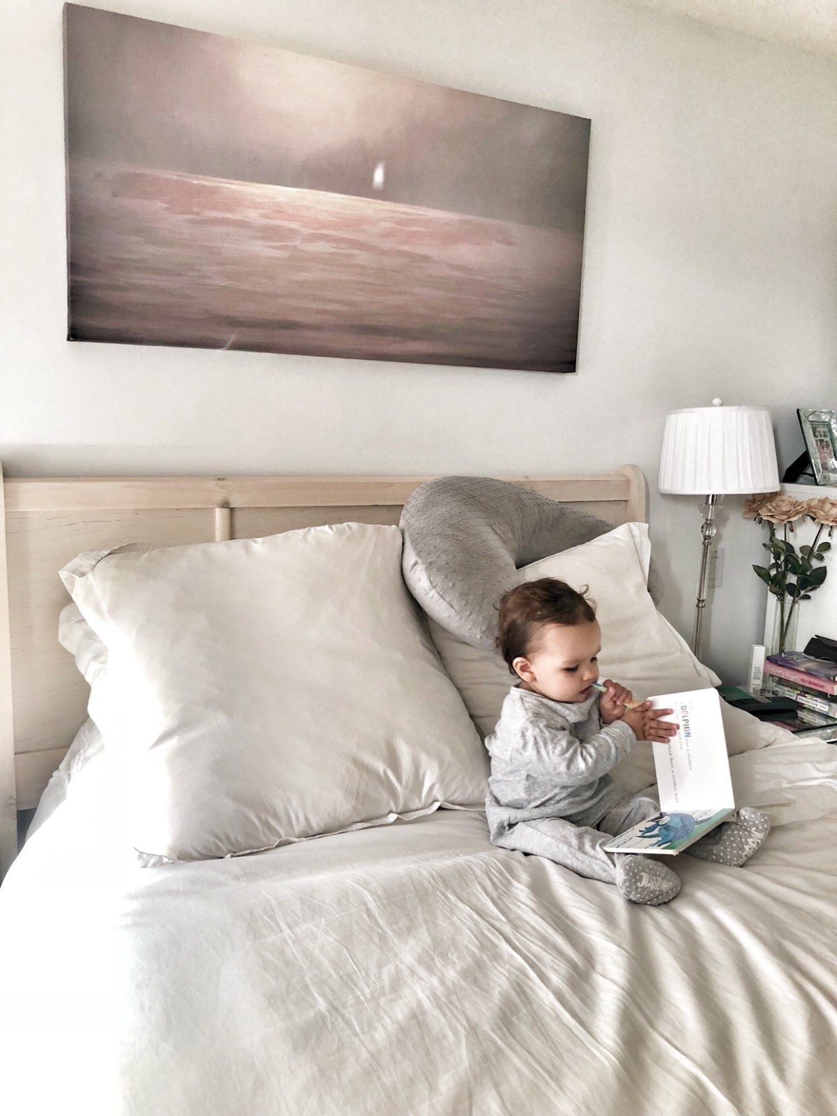forming good bedtime habits early