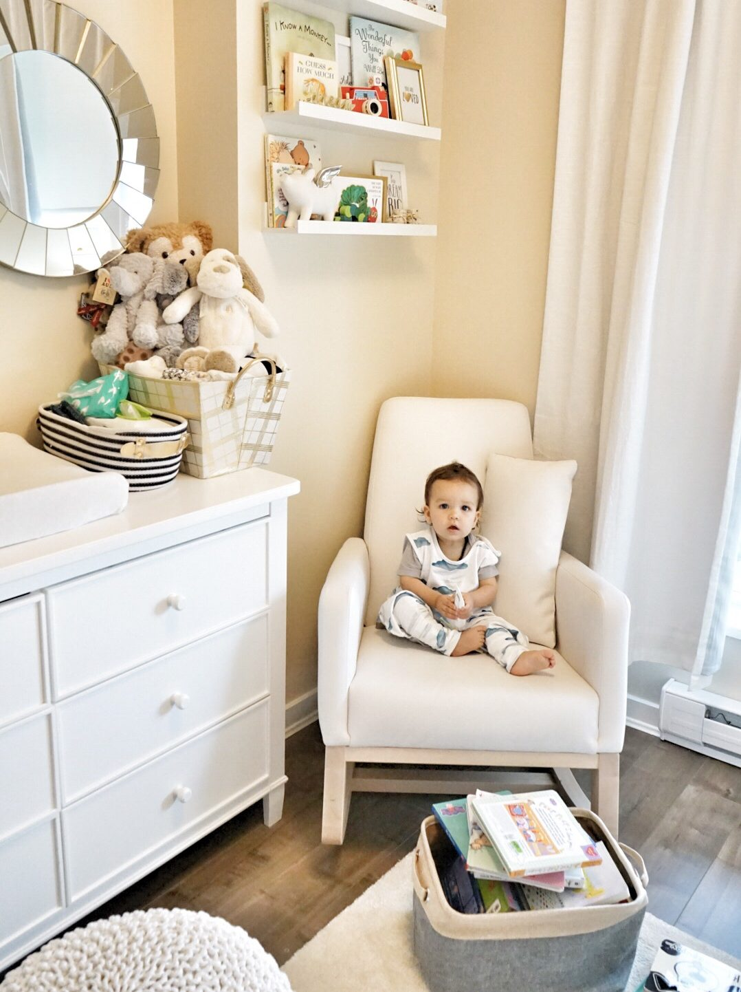 6 Simple Steps to Establish a Bedtime Routine for Baby