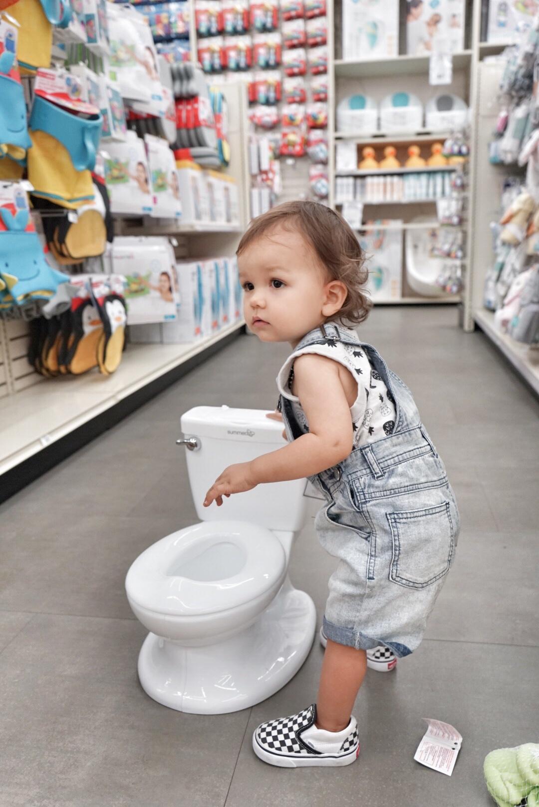 my little shopper at buy buy baby