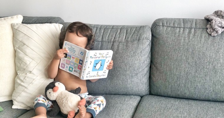 7 books that your one-year-old will love reading!