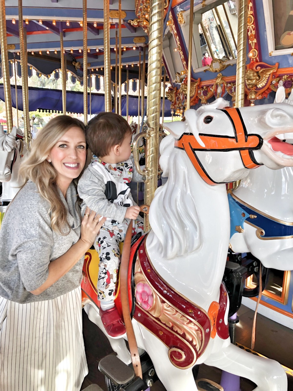 best rides for Toddlers at Disneyland
