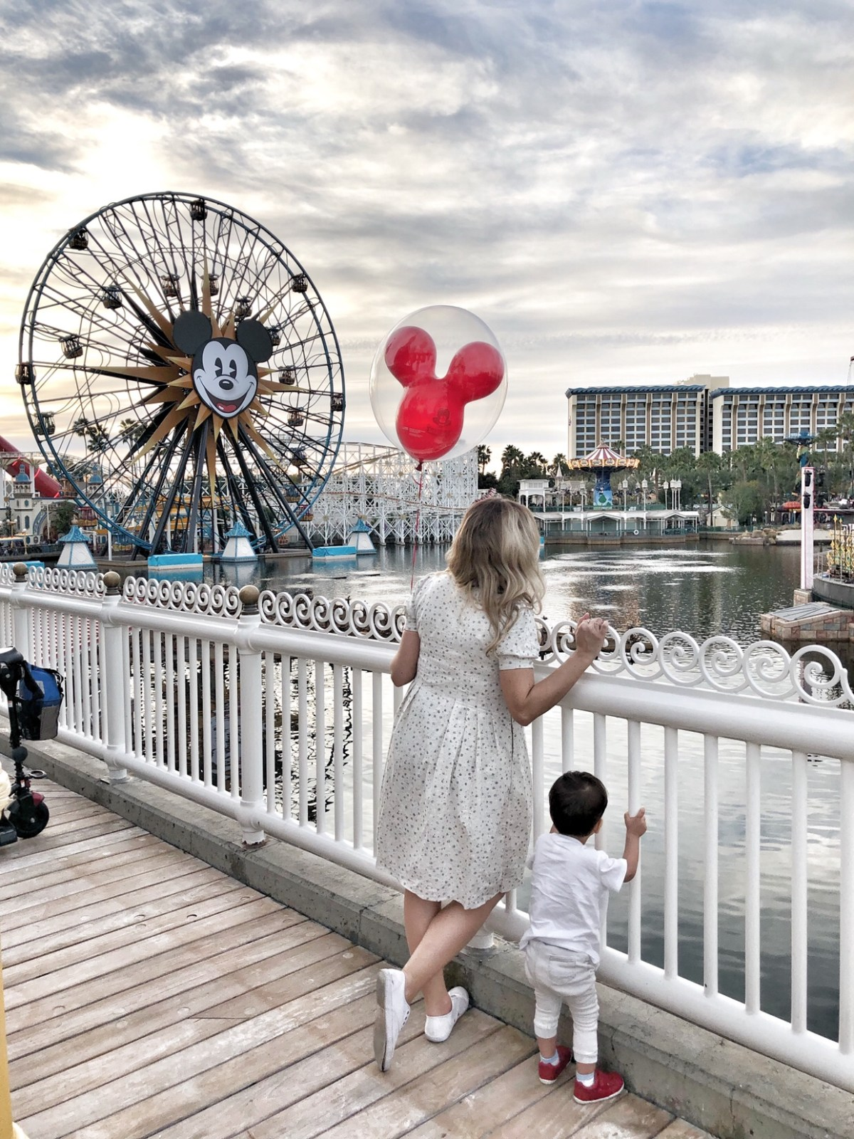 THe best rides for babies and toddlers at Disney