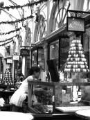 Macaron stall
