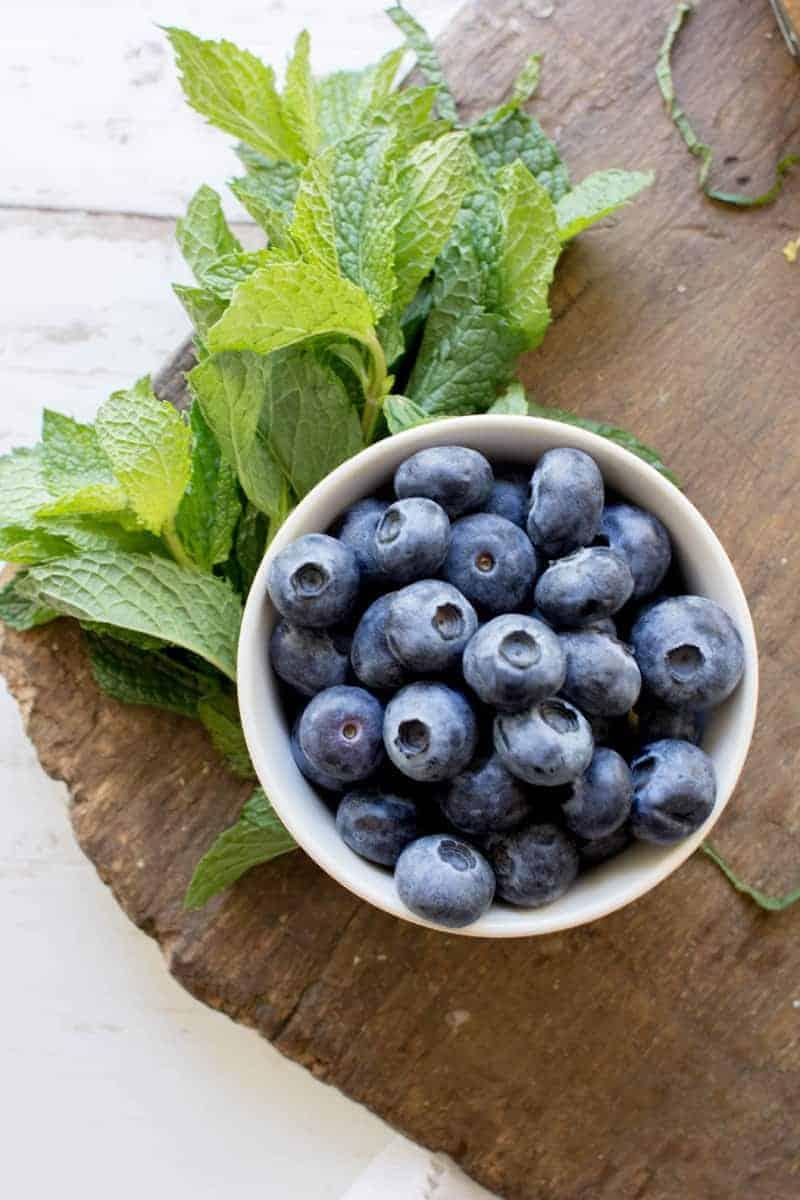Driscoll's Blueberries on @beardandbonnet with @Driscolls