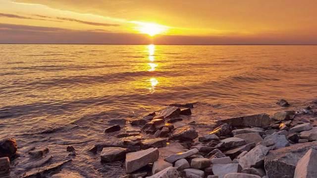 Fayette Sunset