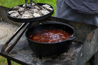 Dutch Oven Recipes for Camping and Campfires