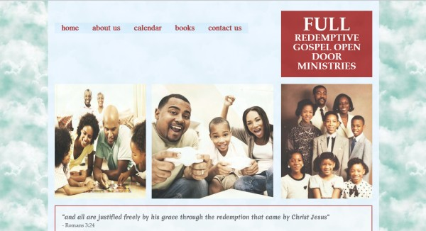Full Redemptive Gospel Open Door Ministries
