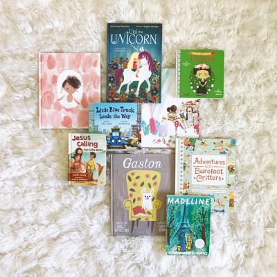 Current Favorite Books // Littles Edition