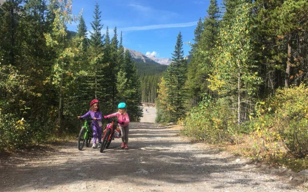 Bikepacking: Little Elbow to Mount Romulus