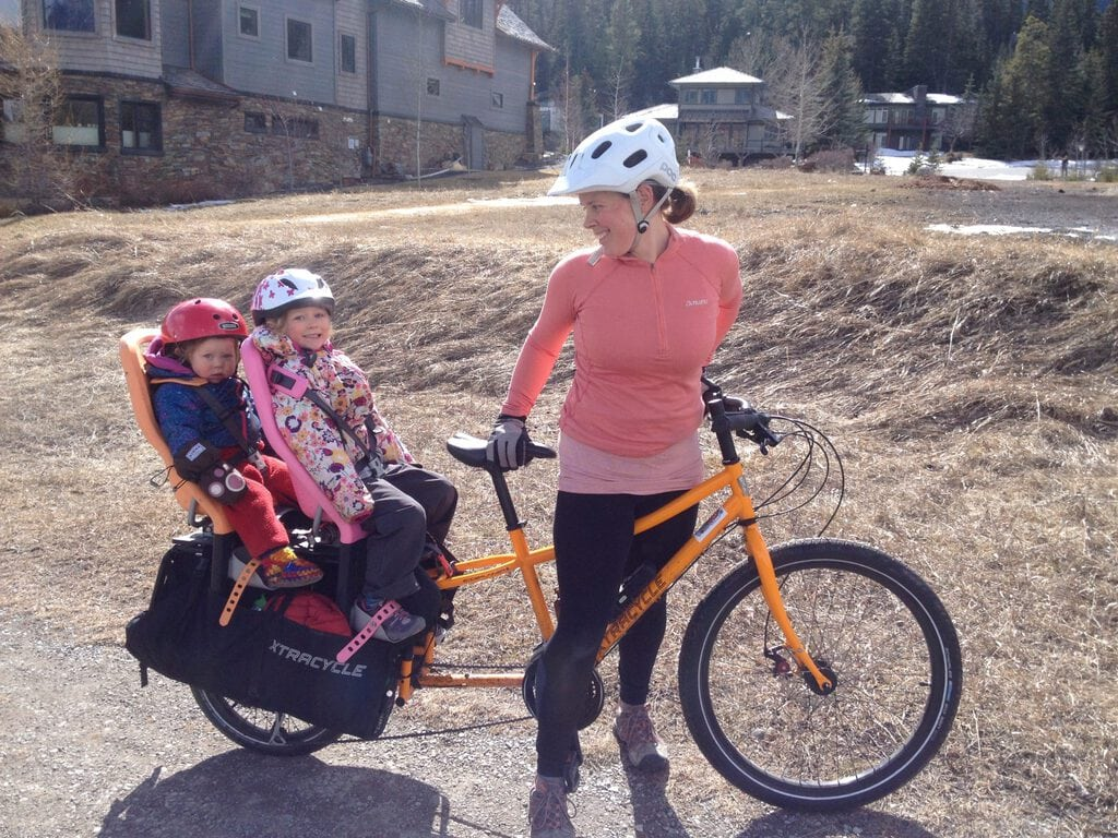 Family Bike: More than a Dozen Ways to Carry Kids by Bike ...