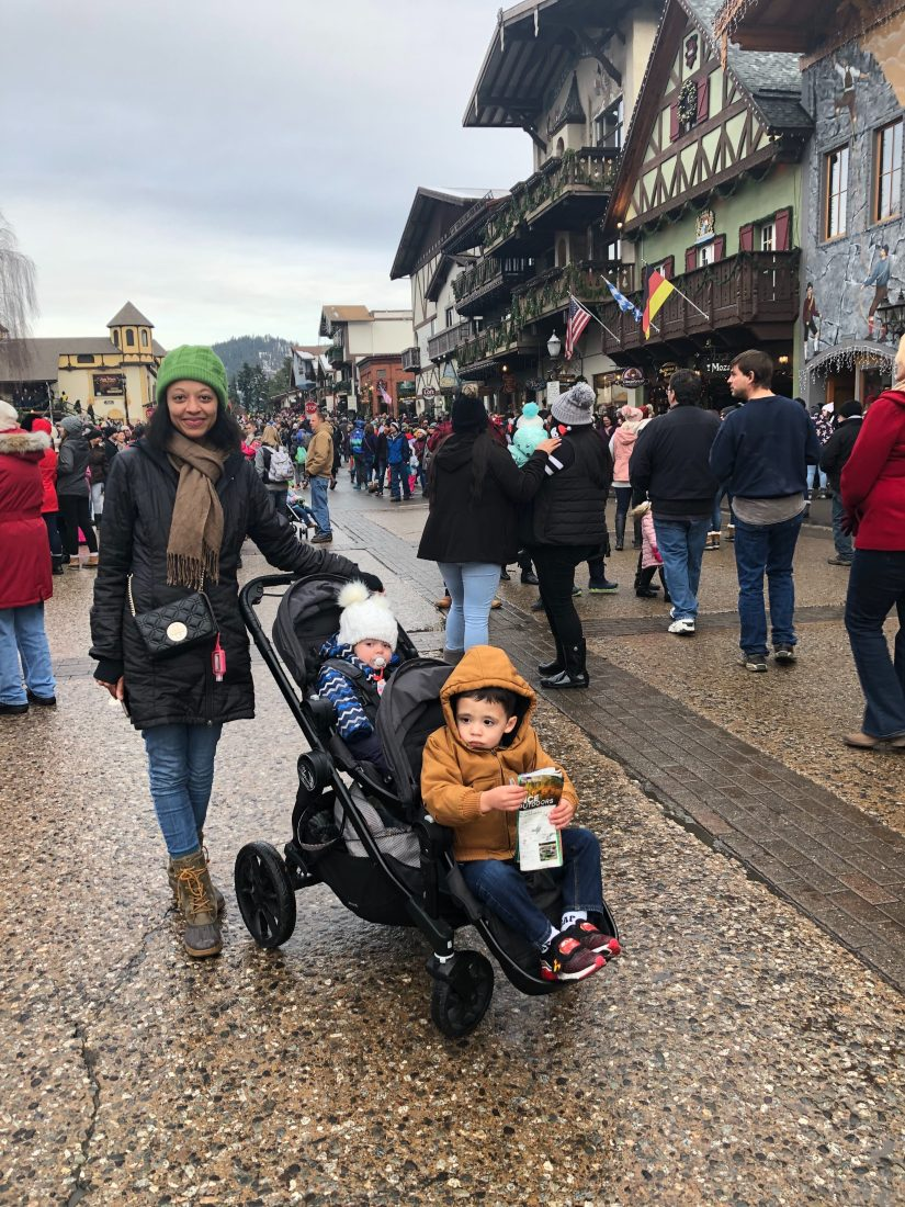 First Year Post-Transplant - Visiting Leavenworth