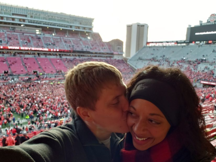 First Year Post-Transplant - Ohio State won!