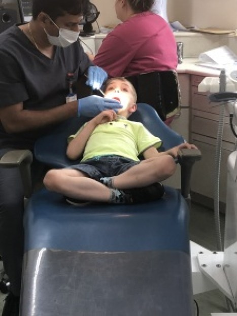 a week with us dentist