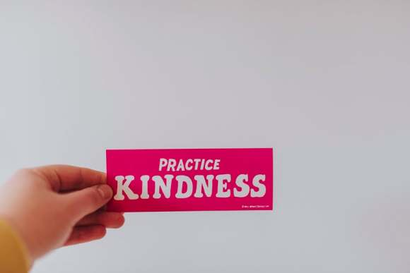 random acts of kindness practice kindness