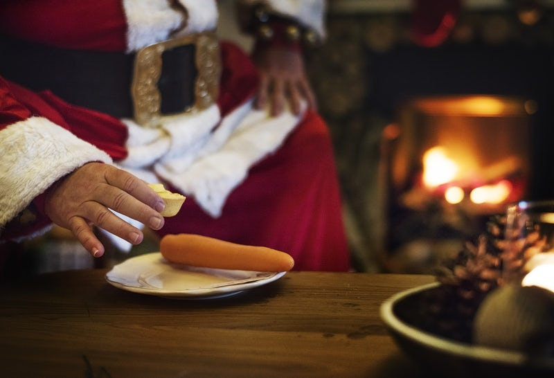 Breakfast With Santa At Wyevale Garden Centre Stockton – Review