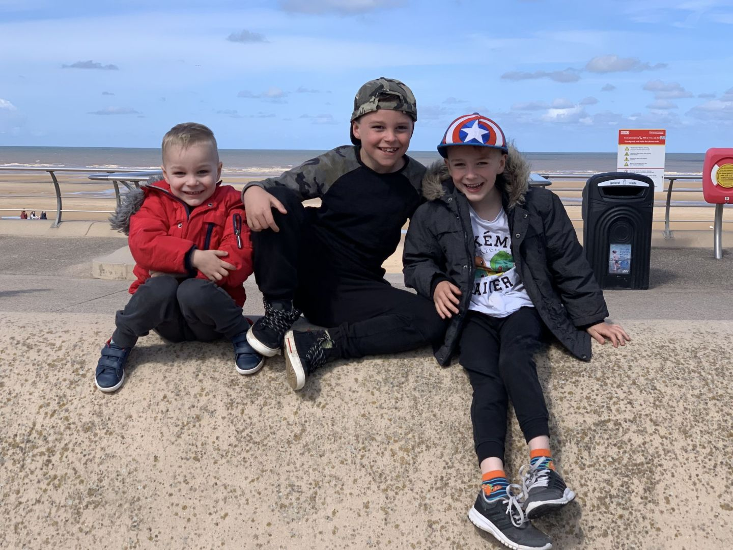 Our Family Weekend In Blackpool