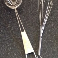Thrift Finds: Retro Kitchen Utensils make Baking fun