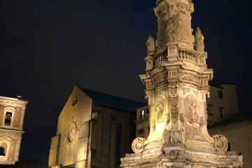 itinerario napoli centro storico