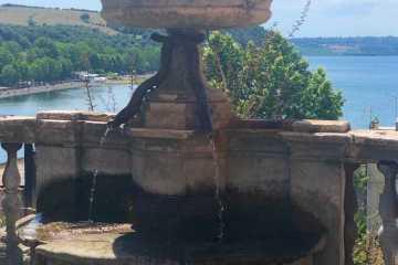 fontana anguille anguillara