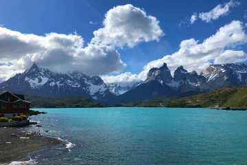 lago pehoe e cuernos