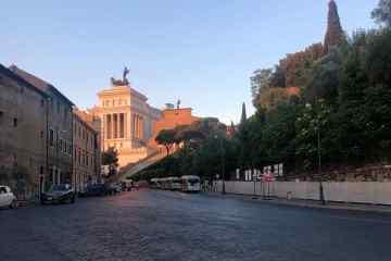 roma in 4 giorni