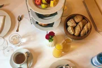 colazione schlosswirt forst