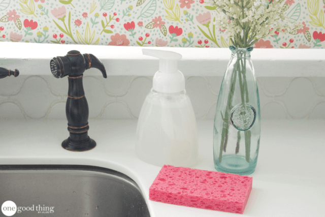 I can't believe how much better we feel after getting toxic cleaners out of our house. These DIY household products have been a life saver for us!
